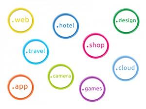 neue Domainendungen